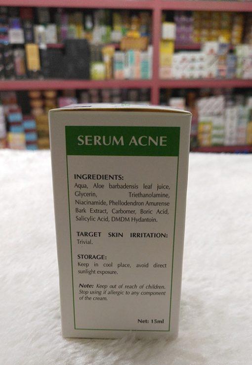 Greenskin-Serum-Acne-tri-mun-G26-thanh-phan